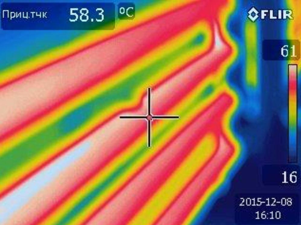 Тепловизионное обследование зданий и сооружений ИЦ СтройЭксперт