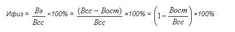 Оценка физического износа здания методикой эффективного возраста формула