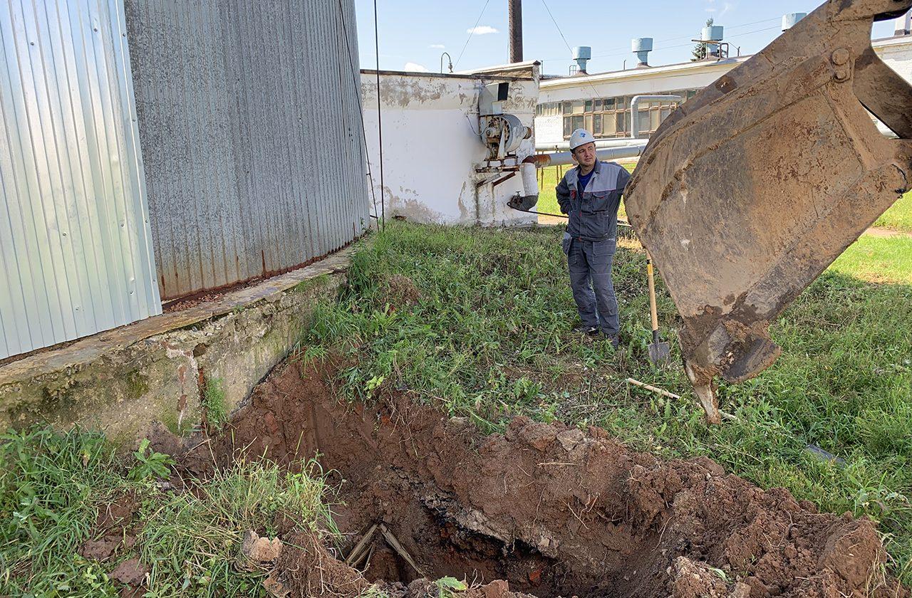 обследование очистных сооружений