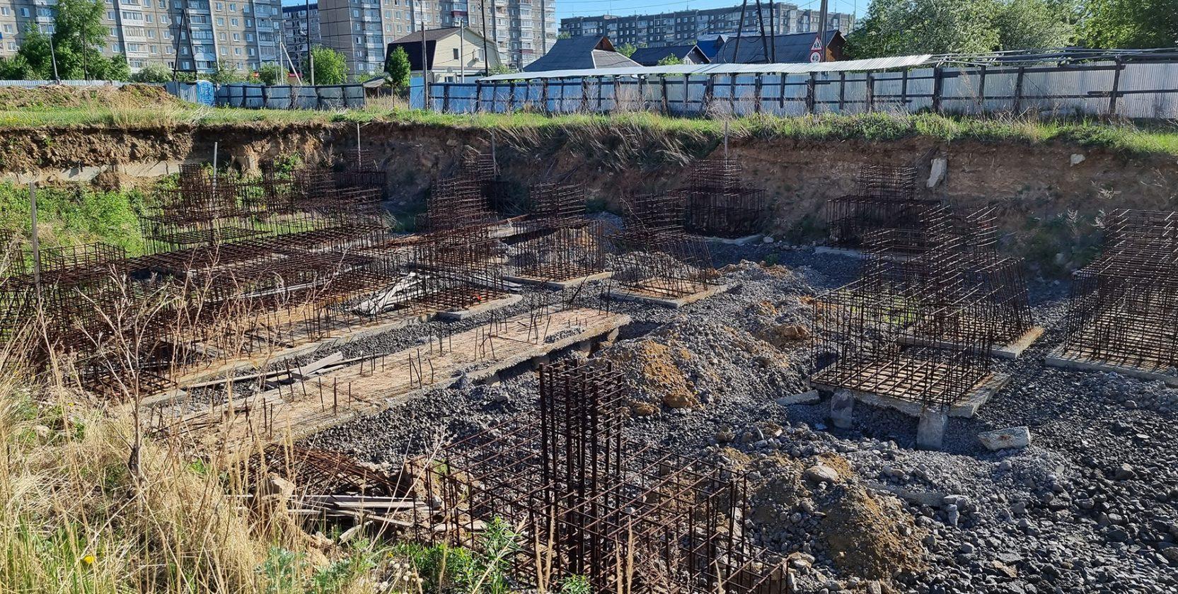 обследование свайных фундаментов недостроенного дома